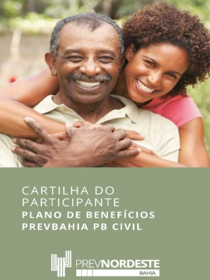 Cartilha do Participante PrevBahia PB Civil_
