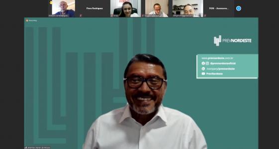 A convite do Estado de Goiás, PrevNordeste realiza apresentação sobre RPC para Grupo de Trabalho