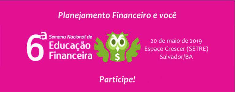 PrevNordeste promove evento em apoio à Semana ENEF para servidores públicos da Bahia