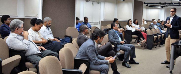 PrevNordeste e Planejar: Palestras sobre educação financeira incentivam servidores sobre planejamento de longo prazo
