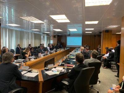 A convite do CNPC, Diretor Presidente da PrevNordeste participa de reunião em Brasília
