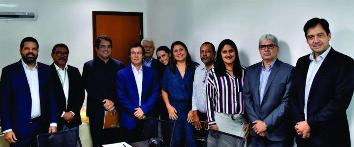 Comitê Estadual de Fomento da Previdência Complementar inaugura trabalhos com reunião na sede da PrevBahia | PrevNordeste